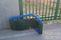 Triunfo de la movilización ciudadana: devuelven el columpio para niños con discapacidad robado en Marchamalo