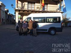 En marcha el Servicio Municipal de Transporte entre Brihuega y sus pedanías y entidades locales menores