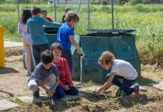 Marchamalo iniciará en 2020 un proyecto local de agrocompostaje con vertiente educativa