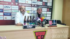 """Alberto Parras: """"Es un privilegio entrenar al Azuqueca"""""""