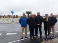 Los niños de Horche, más seguros gracias a la construcción de dos nuevas rotondas