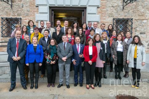 """García-Page celebra que Castilla-La Mancha """"se pone a la vanguardia en el concepto de igualdad"""" con la aprobación del Estatuto de las Mujeres Rurales"""