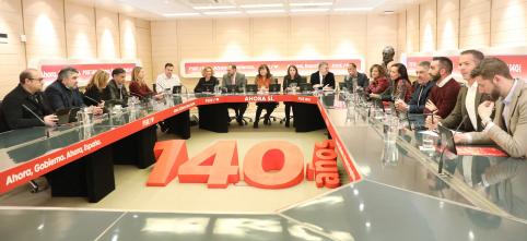 Más de 178.000 militantes del PSOE llamados este sábado a consulta