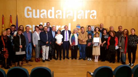 El Ayuntamiento de Guadalajara recuerda al exalcalde Fernando Revuelta, fallecido el pasado 5 de julio