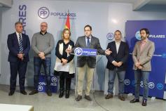 El centro de salud de Los Valles, la depuradora de Sigüenza o la conexión Alcorlo-Beleña, enmiendas del PP a los presupuestos de la región