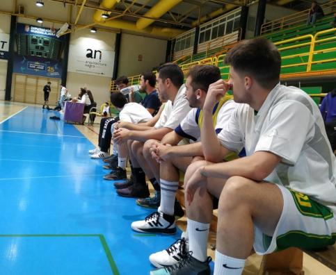 El Buen Vivir y Flamin Guays disputaron el partido más apretado de la liga provincial de baloncesto