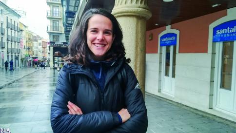 La Federación selecciona a Ana Lozano para el Europeo de Lisboa