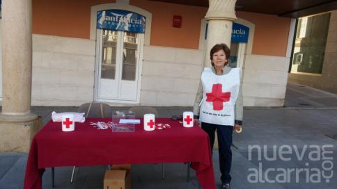 Cruz Roja rendirá homenaje mañana a sus 3.144 voluntarios de Guadalajara