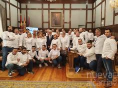"""Los cocineros más prestigiosos de la región celebran su VIII asamblea """"Euro-Toques"""" en la Diputación de Guadalajara"""