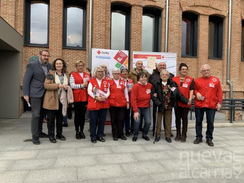 La Junta alaba el trabajo altruista de los voluntarios durante el Día Internacional del Voluntariado de Cruz Roja