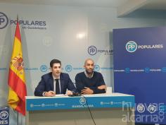 El Grupo Popular alerta de la trampa del PSOE en la que ha caído Ciudadanos con los planes de empleo de Page