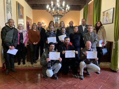 El Gobierno regional invierte más de 92.000 euros en mejorar la empleabilidad y la accesibilidad en Sigüenza