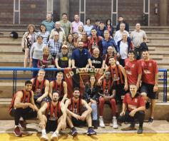 El Basket Azuqueca consigue su séptima victoria de la temporada ante el Agüimes