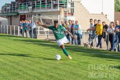 El Marchamalo golea y no afloja en la pelea por el ascenso a Tercera