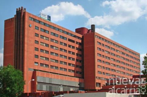 Robo en el Hospital Universitario de Guadalajara