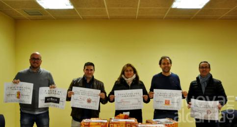 Más de 1.700 tapas vendidas en la I Ruta de la Tapa de Otoño de Yunquera de Henares