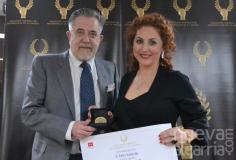 La peluquería D´Ellas recibe la Medalla de Oro de La Asociación Española de Profesionales de la Imagen