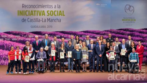 El Gobierno regional reconoce a los que trabajan a favor de los más vulnerables con los premios 'Iniciativa Social'