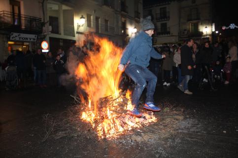 Las Hogueras de la Purísima encienden este sábado la Navidad en Horche
