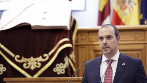 Bellido exalta la etapa constitucional en España frente a los que