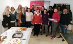 Clausurado un nuevo curso de Cocina Internacional en Azuqueca