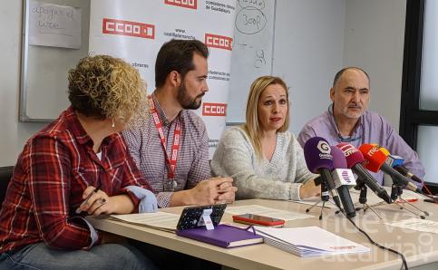 CCOO denuncia al menos 12 despidos por bajas médicas en Jazzplat-Guadalajara