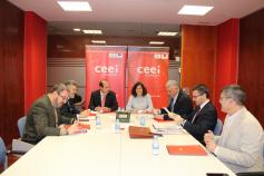 El CEEI finaliza su décimo aniversario con una ocupación del 100 por cien