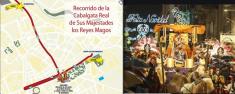 Cuenta atrás para la llegada de los Reyes Magos a Guadalajara