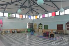 Renovación y mejoras en la Escuela Infantil Municipal