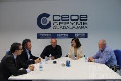 Empresarios y representantes de sindicatos abogan por el diálogo social