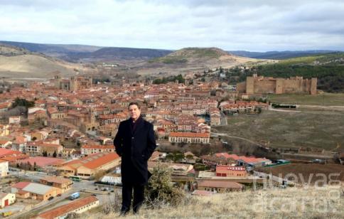 García-Page presenta los actos conmemorativos del IX Centenario de la Reconquista de Sigüenza