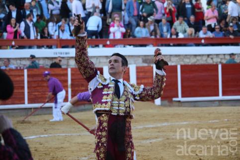 Ponce, Morante y Manzanares, cartel estrella de Brihuega
