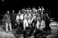 El Mes del Jazz trae este sábado a Azuqueca a la 'Cotijazz Big Band'