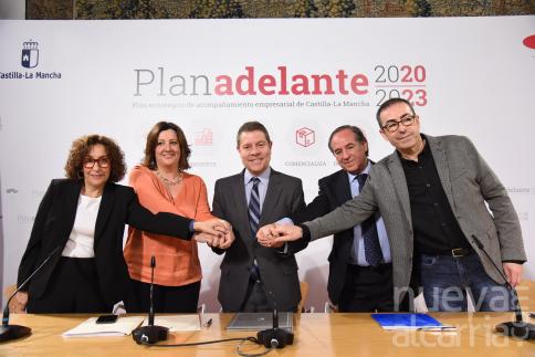C-LM reedita el Plan Adelante con más fondos y nuevos objetivos de industrialización, digitalización y reto demográfico