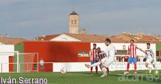 El Cabanillas vence con comodidad al Orgaceño con goles de Javi López y Pedro