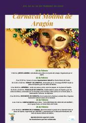 Carnaval en Molina de Aragón