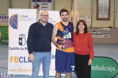 El Juper Basket Yunquera, campeón de la Copa Zonal de Castilla-La Mancha