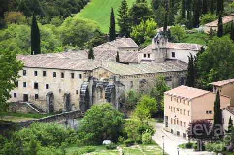 El monasterio de Buenafuente del Sistal