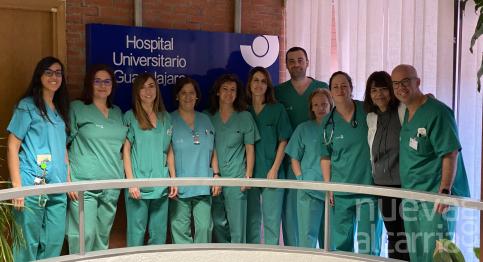 El Hospital lleva a cabo por primera vez una donación de órganos en asistolia controlada