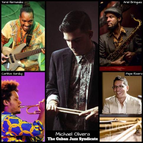 'Michael Olivera & The Cuban Jazz Syndicate', en la cuarta entrega del XIX Mes del Jazz
