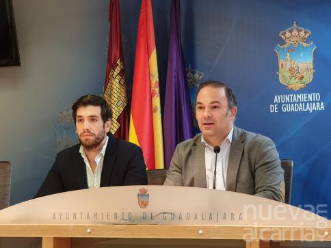El PP presenta una enmienda a la totalidad y 21 parciales a los presupuestos para el Ayuntamiento de Guadalajara