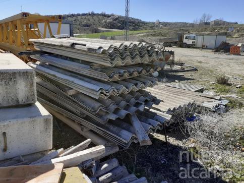 Sigüenza no recibe residuos industriales peligrosos de Navarra
