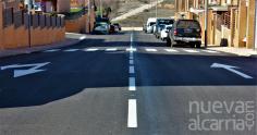 Finalizan las obras de instalación de sistemas sifónicos  y pavimentación en las calles del Sector 10 de Yebes