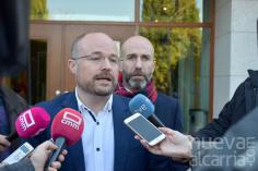 Ruiz no renovará como secretario de Organización de Cs para centrarse en el trabajo parlamentario