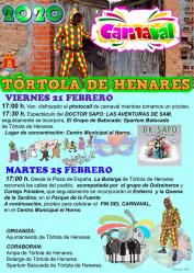 La Botarga de Tórtola prepara su salida por Carnaval