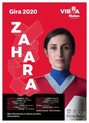 La Gira Vibra Mahou traerá a Zahara a Guadalajara