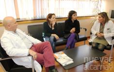 El Hospital y Los Payapeutas llegarán a los pacientes de Rehabilitación y Oncología