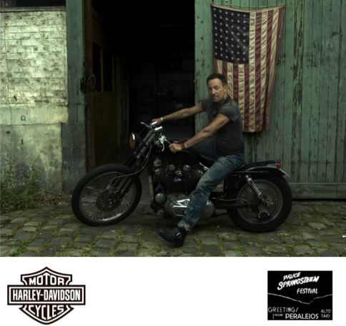 2ª Concentración Harley-Davidson en el Greetings from Peralejos