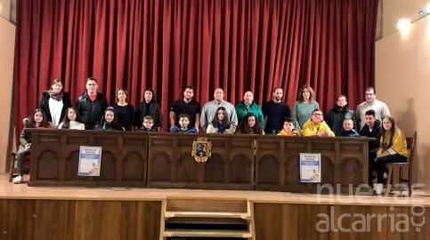Nombramiento del Ayuntamiento infantil de Molina de Aragón