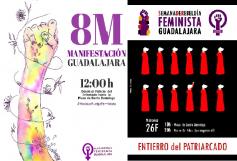 Este miércoles comienza la Semana de la Rebeldía Feminista, con motivo del Día de la Mujer